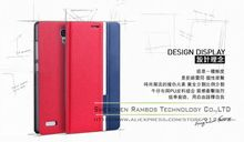 Colorful Leather Slim Thin Wallet Magnetic Book Leather Case for Samsung Omnia 7 i8700