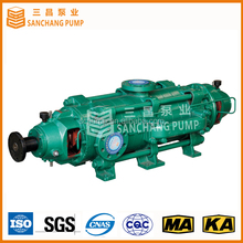 ZD horizontal multistage industrial ritz water pump