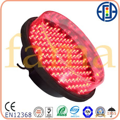 traffic supplier 200mm Red Ball LED module 12v red tupe Traffic Signal Module