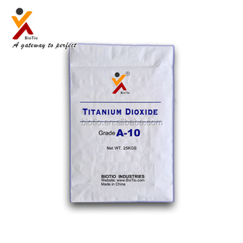 The most favorable price supply high quality TiO2 BT-A10 Titanium Dioxide