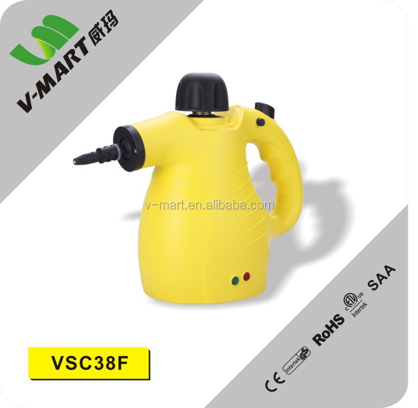 Electric new type multifunctional manufacturer handy steam cleaner VSC38F