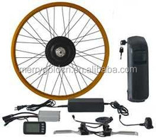 cheap wholesale Brushless hub motor 500W 48v electric bike conversion kits