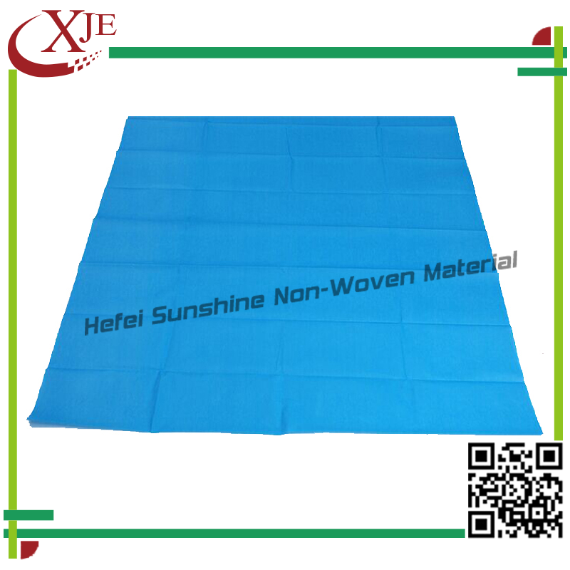 Disposable Bed Sheets Australia: Disposable Draw Sheet For Hospital Use With Sms Material