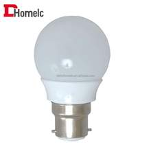 New Arrival G45 5W LED Bulb B22 Base LED Lighting Lamp Bulb