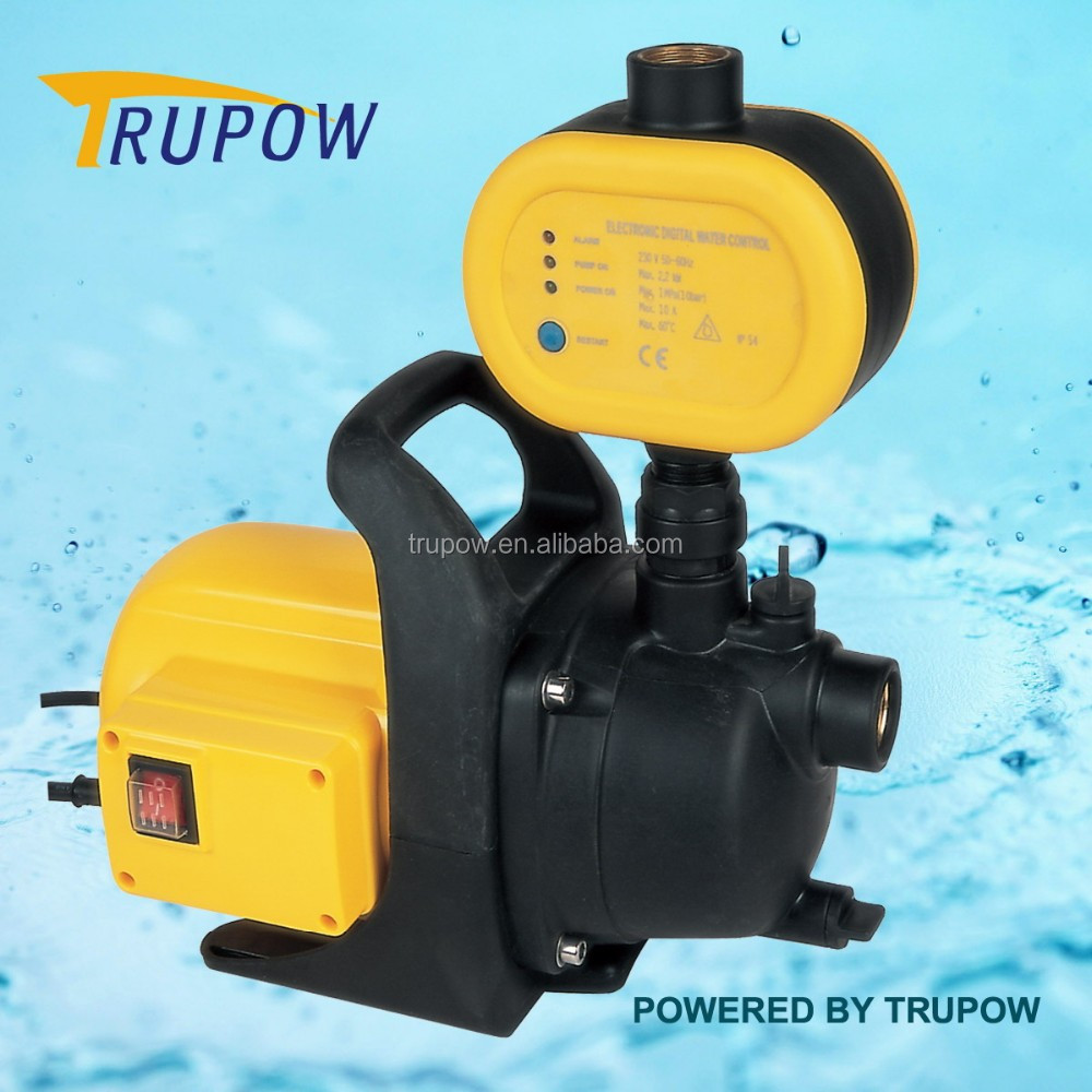 China supply garden pressure automatic water pump for home use