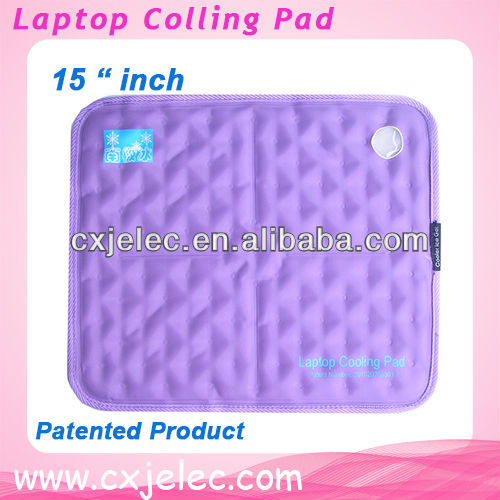 15 inch cooling pad for laptop/cooler pad for ipad