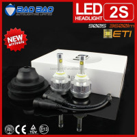 All In One Newest ETI 2S led headlight 30w 3600lm,your best Choice--BAOBAO LIGHTING