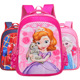princes spider man hello kitty children school bag backpack