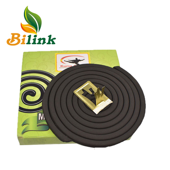 Micro - smoke disc plant fiber lemon mosquito coil incense