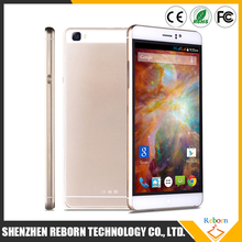 Quad core Touch screen M8 China 6 inch android phone with OEM