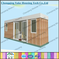 Cement Board Container Home For Sale