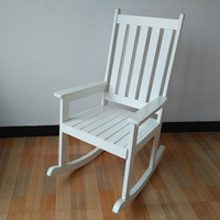 Factory good quality wooden rest chair