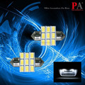 PA Automobile Interior Mirror Light Bulb Reading Lamp 5630 9SMD led festoon 31mm