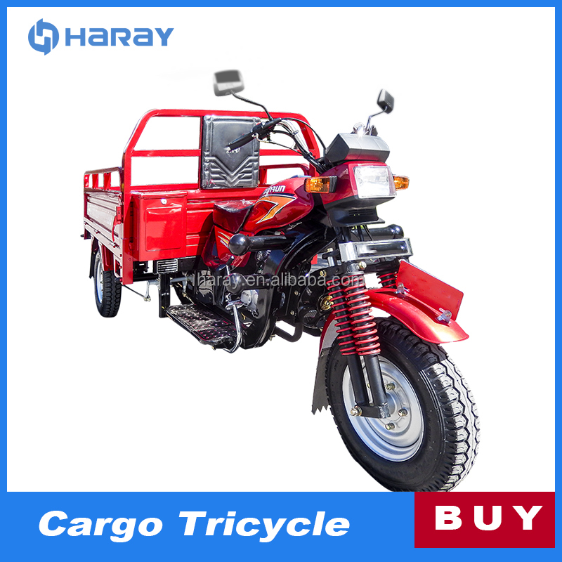 Water Cooled Engine Motorcycle Three Wheel for Cargo
