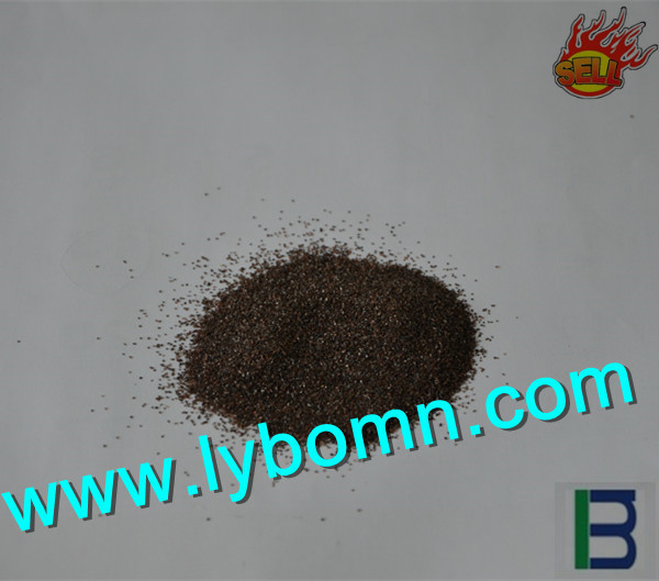 Blasting media brown corundum price for sale factory in China