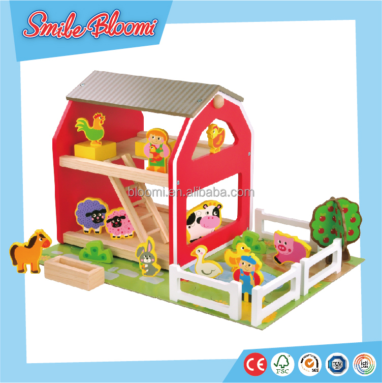 Modern Fashionable farm set toy baby toys