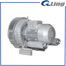 10HP double stage regenerative vacuum blower