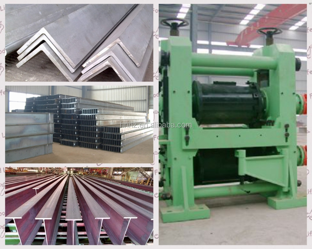 HOT rolling mill FOR bar / wire rod / profile ( L, U, H steel)