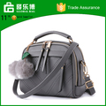 PU single shoulder bag 2016 new designer factory promotional products