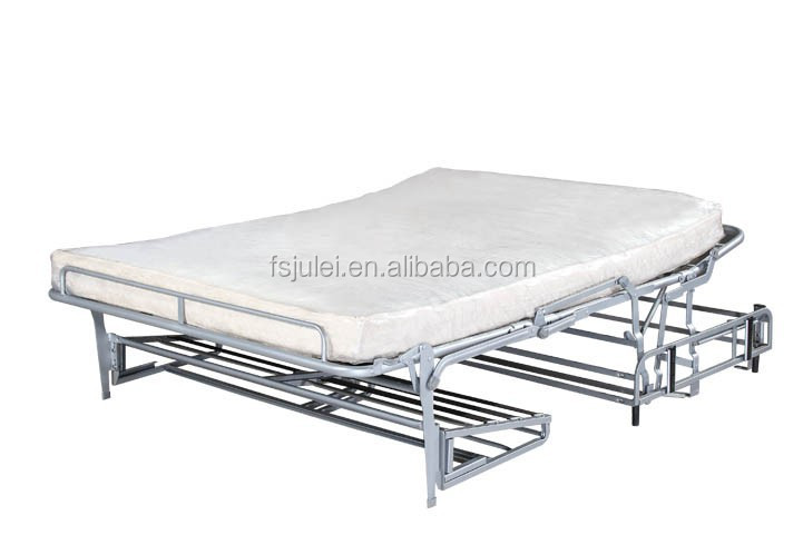 transformable metal folding sofa bed mechanism DJ-G002
