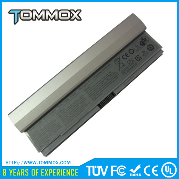 11.1v 4400mah laptop battery for dell E4200, R331H, R640C, R839C notebook battery