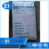 Promotion sodium salt acetic anhydrate industrial grade sodium acetate