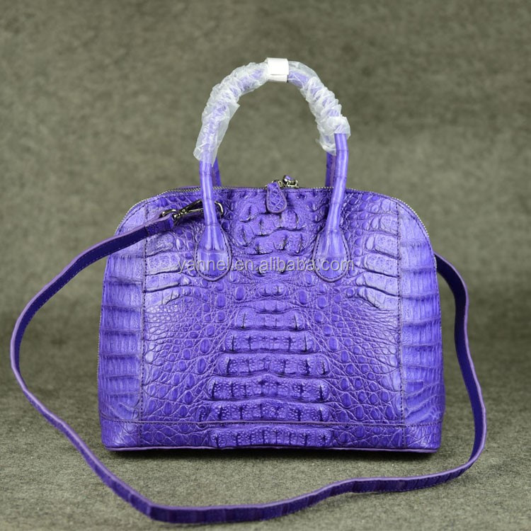 exotic bag_ alligator croco handbags- crocodile bag_ lady handbag#luxury bags
