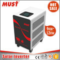 MUST Solar Hybrid Inverter Pure Sine Wave Power 3kva Inverter with Charger