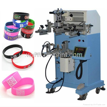 High precision screen printer for cylinder parts serigrafia Make in China Printing equipments