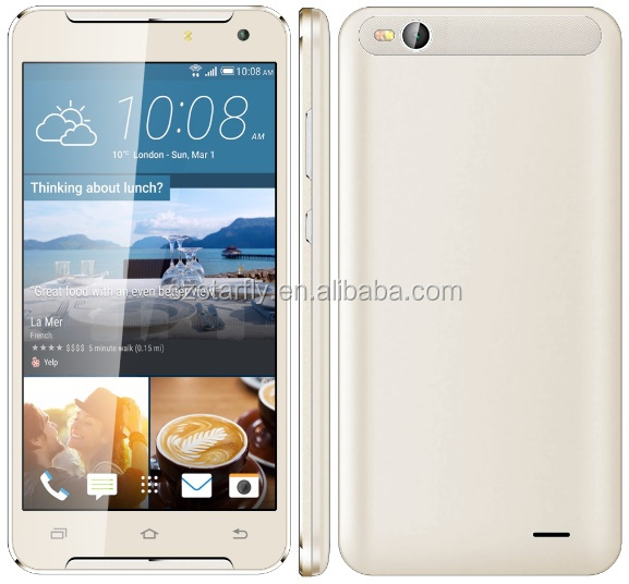 XBO cell phone X9 Android 5.1 lollipop 5.5 inch IPS 2.5D Glass China MTK6580 quad core 3G Celular Phone