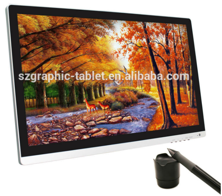 2015 New Product Huion GT-220 21.5 inch Interactive Pen Tablet monitor