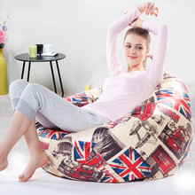 cheap price lovely promotion gift big round sofa chair with high quality