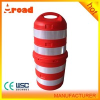 plastic high qualtity new anti- collision road traffic barrier