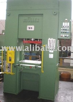 Mueller hydraulic press 40to