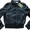 HOTEL LADY FASHION LEATHER JACKET