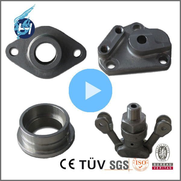 OEM China High Quality Kep Nut Die Casting Part/Universal Wheel Stainless Steel Casting Part/Sockolet Aluminum Casting Part