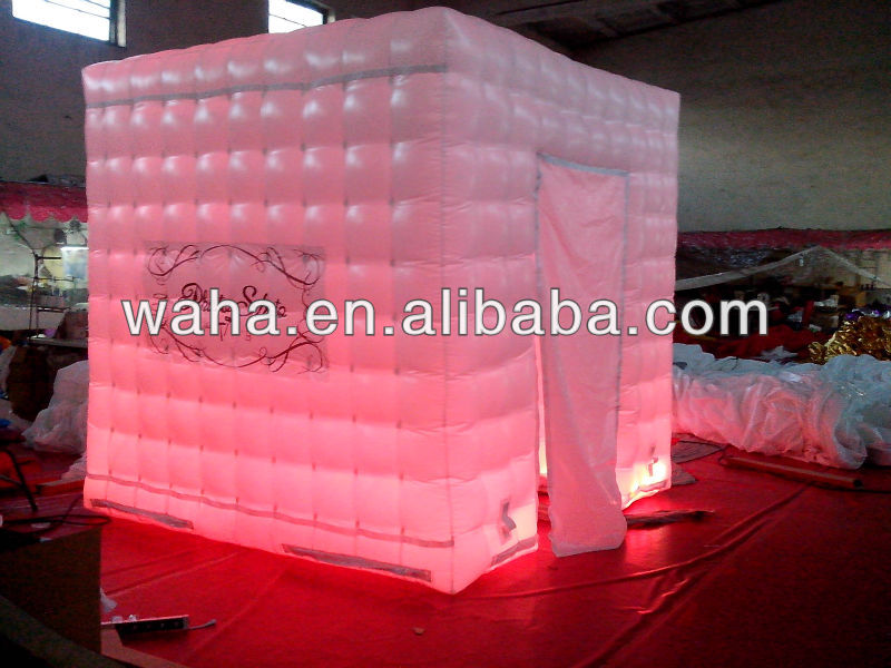 HOT !!! Inflatable photo booth/ Inflatable Photo Studio