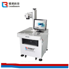 2018 High Quality End Pumped Laser Marking Machine for Vehicle Motor Accessories, Laser Marking Machine for transparent result