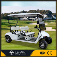 4 seater electric cruiser golf buggy go cart