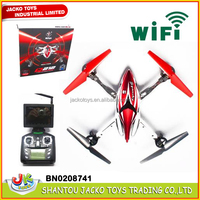 4CH RC HELICOPTER WITH GYROSCOPEM AND WIFI HD CAMERA
