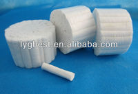 High quality OEM disposable medical supplies manufactures dental cotton roll
