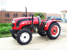 High quality and good price four wheel china cheap foton 254 tractor