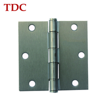 Furniture hardware qualified cheap fireproof metal cabinet door hinge