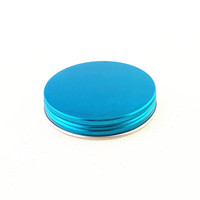 86mm aluminum cap aluminum tubes screw cap aluminum water bottle cap