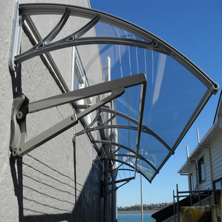 XINHAI Outdoor Polycarbonate Window Awning/Canopy,Front Door Canopy,Window Shades For Sale