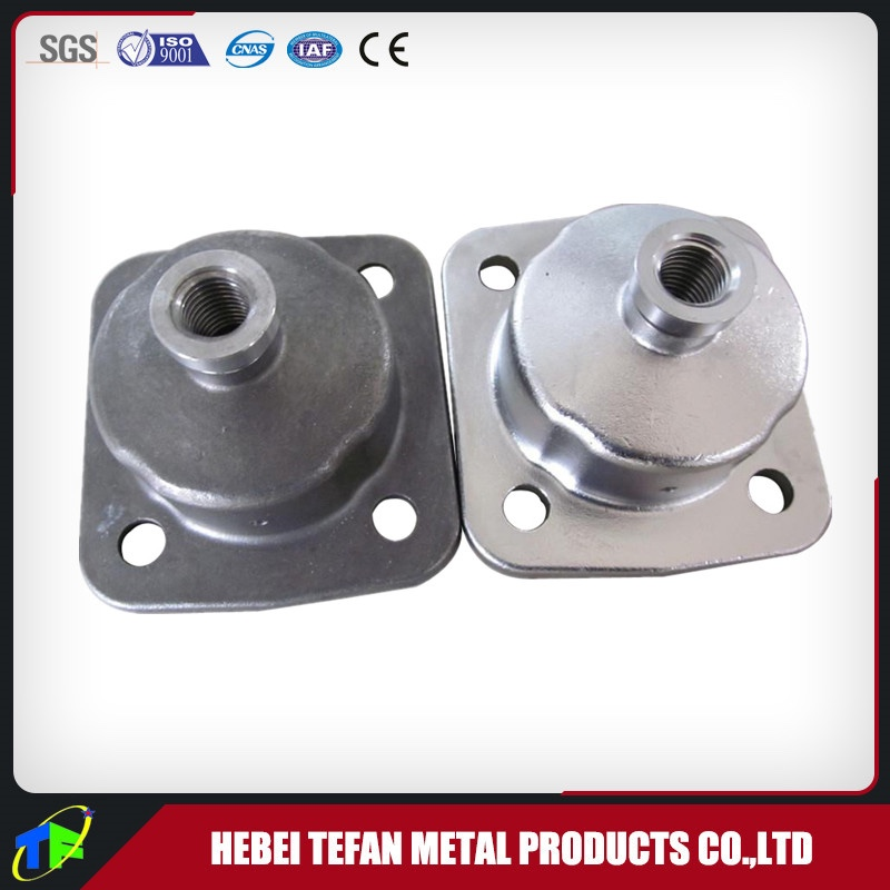 Customized Stainless Steel Brass Malleable Cast Iron
