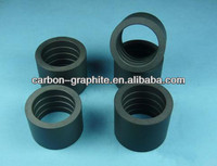 various sizes graphite bush with high quality can be customized
