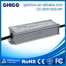 CC-50W1500-MP 50W 1500ma IP67 led driver dimmable