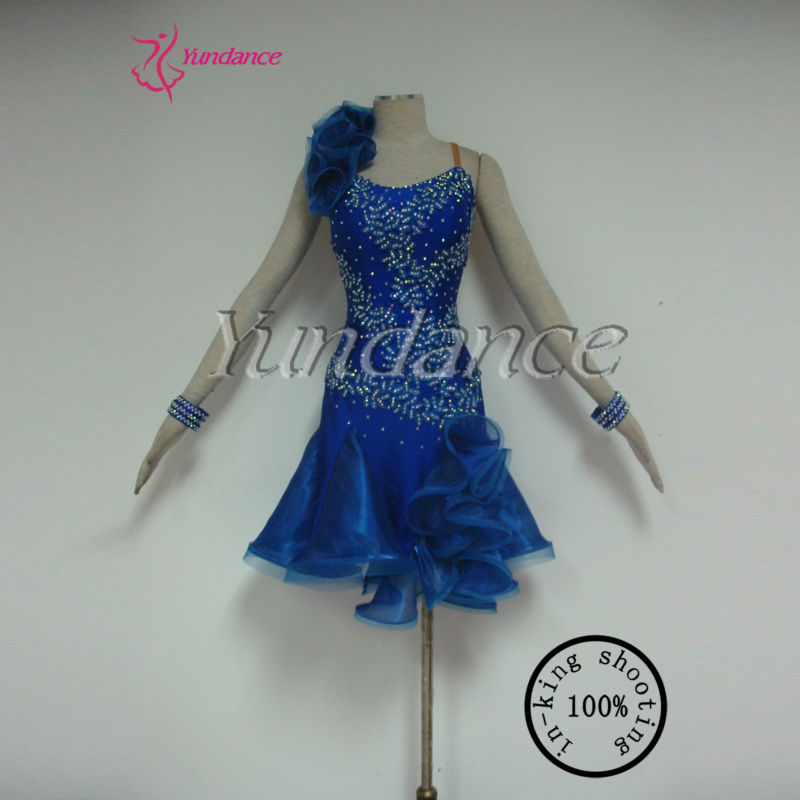 new fashion professional latin ballroom dress L-11324