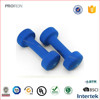 manufacture wholesale Weight Lifting Trianing vinyl dumbbells